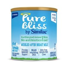 PURE BLISS TODDLER NGMO 24.7OZ PWD 4CT